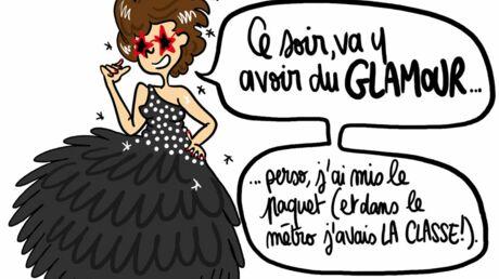 Louison a croqué la cérémonie des MTV EMA 2012