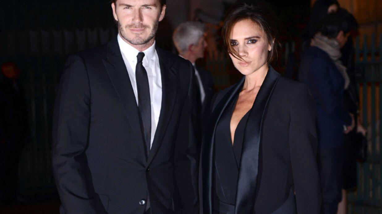 David Beckham pourrait être anobli par le prince William en fin d'année