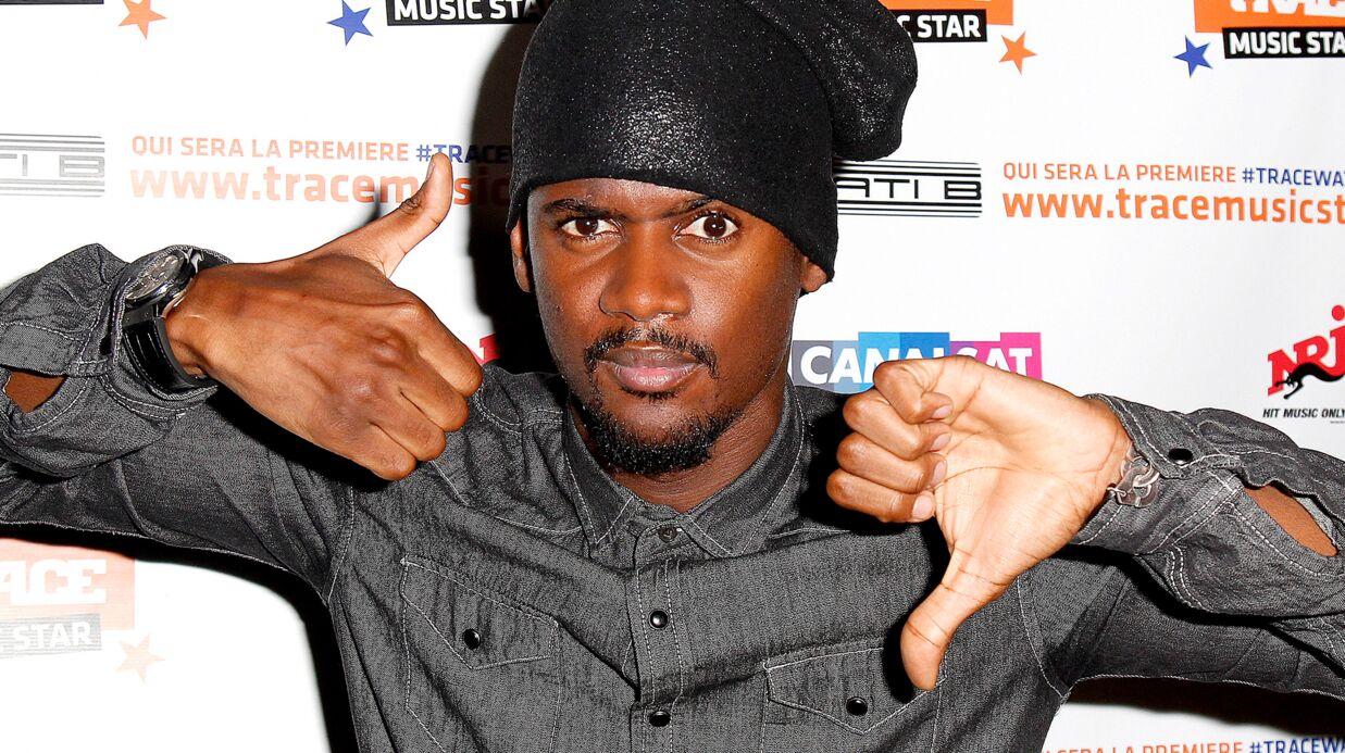 Interview – Black M: «Je kifferais être juré dans The Voice Kids!»