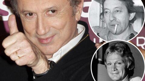 Michel Drucker raconte sa nuit infernale en discothèque avec Serge Gainsbourg et Claude François