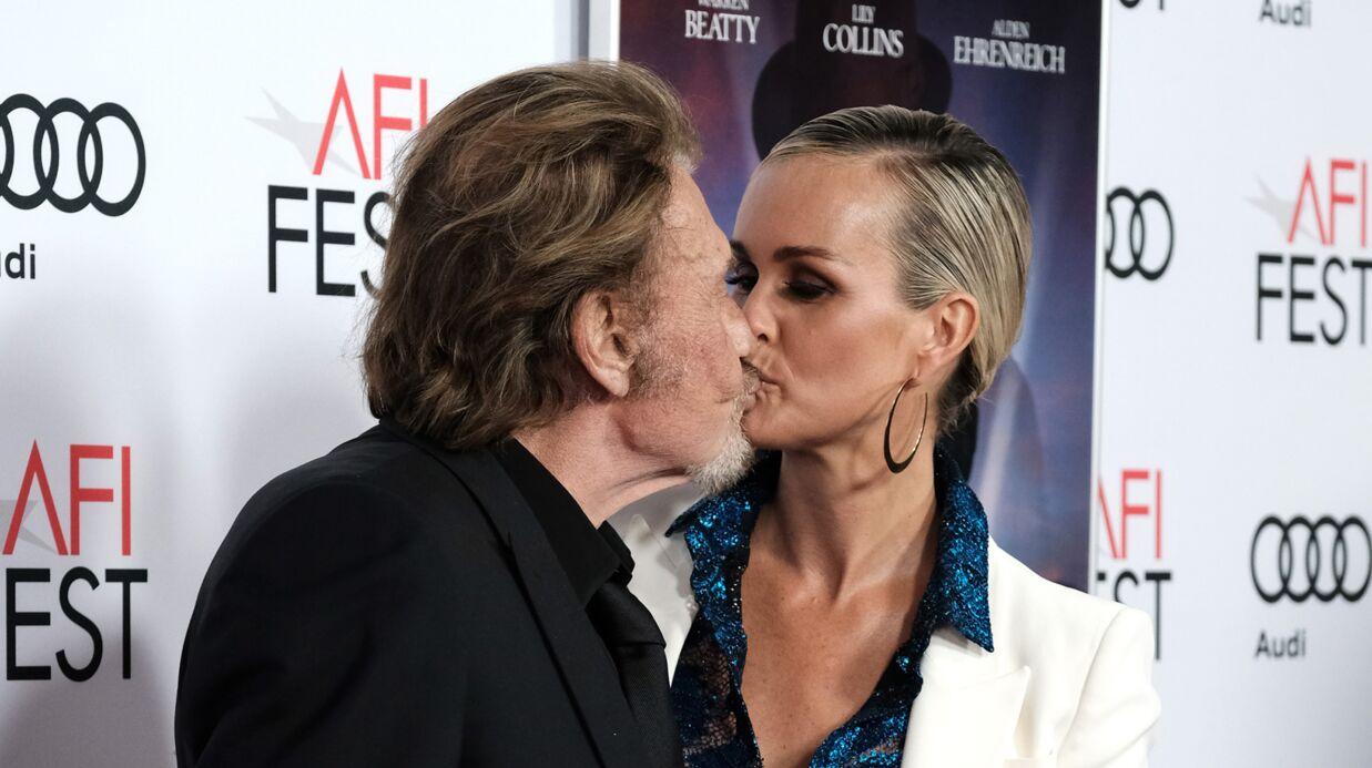 PHOTOS Johnny et Laeticia Hallyday plus amoureux que jamais à l'AFI Fest