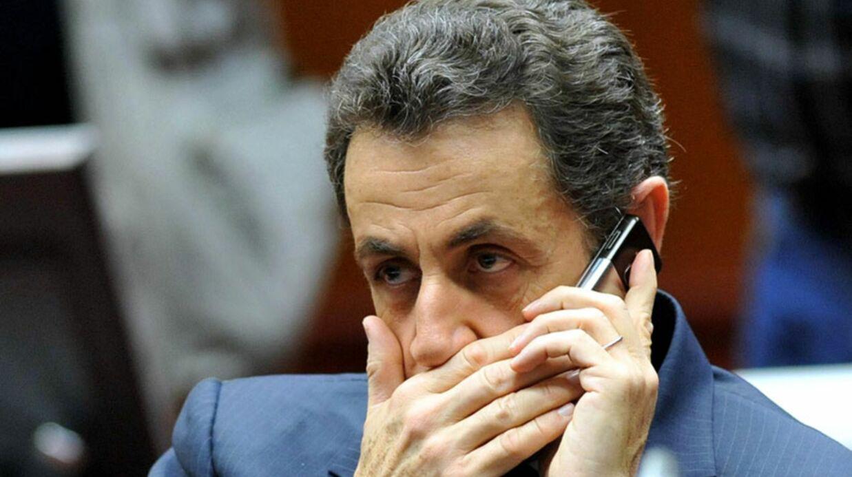 Nicolas Sarkozy avoue tricher pour avoir l'air jeune