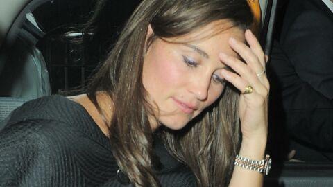 Pippa Middleton à nouveau célibataire, mais très proche d'un ex!