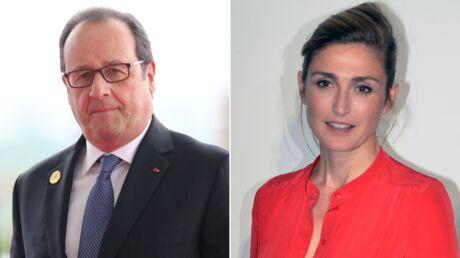 Julie Gayet «souffre» que François Hollande refuse d'officialiser leur histoire