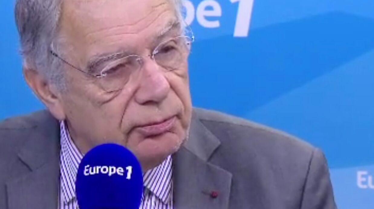 Michel Chevalet raconte l'horrible accident de voiture qui a rendu son fils aveugle et hémiplégique