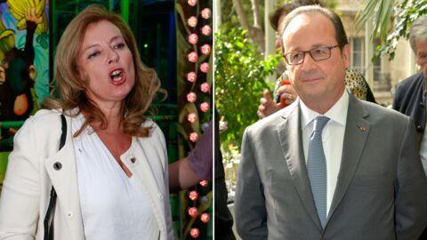 Valérie Trierweiler dévoile sa preuve: un SMS où François Hollande parle de «sans-dents»
