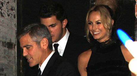 George Clooney s'affiche officiellement avec Stacy Keibler