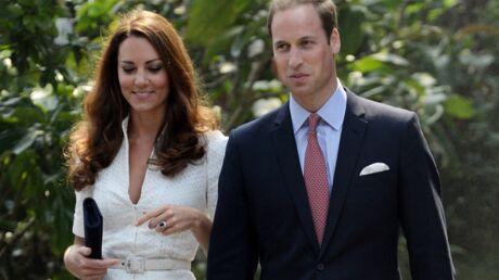 Le prince William aimerait avoir deux enfants avec Kate