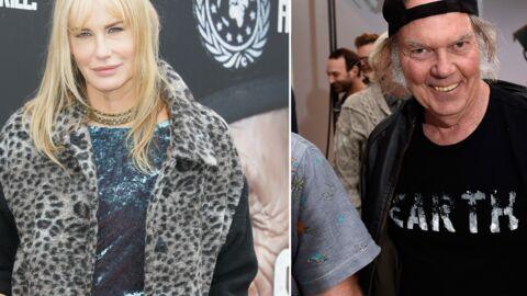 Daryl Hannah et Neil Young seraient en couple depuis plusieurs mois