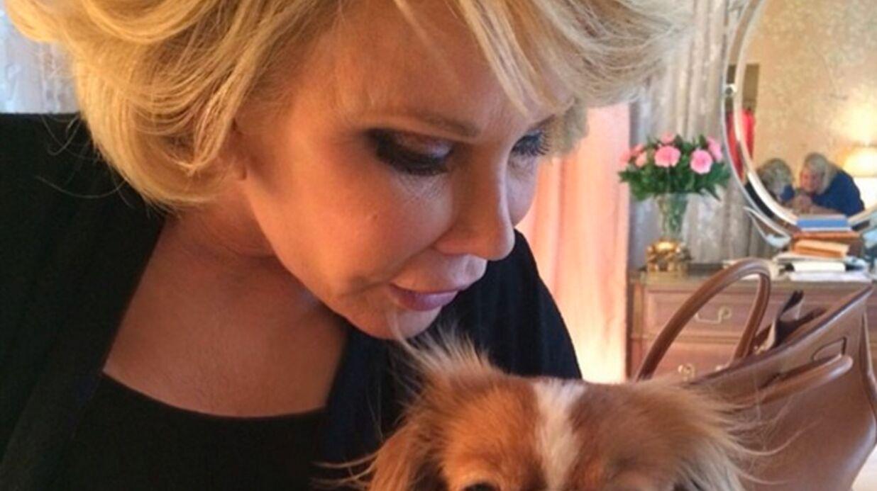 Joan Rivers a légué une partie de son immense fortune à ses chiens