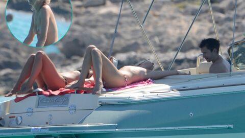 PHOTOS James Blunt et Sofia Wellesley: les vacances de l'amour