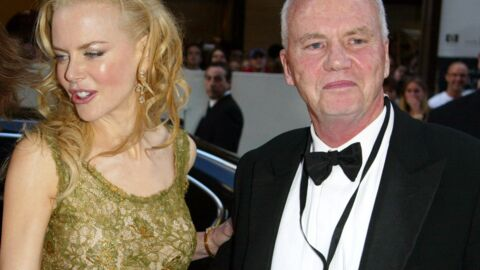 Le père de Nicole Kidman meurt en chutant dans son hôtel