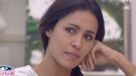 Secret Story 8: Leila pleure le départ d'Aymeric
