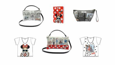 La créatrice de sacs à main Barbara Rihl lance une collection avec Disney