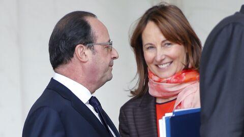 François Hollande et Ségolène Royal redevenus inséparables: découvrez l'étonnant surnom de la ministre