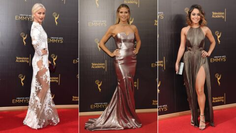 PHOTOS Vanessa Hudgens et Julianne Hough TRÈS sexy, Heidi Klum glamour aux Emmy Awards