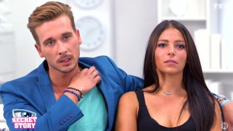 Secret Story 10 : Sophia assure que Julien l'avait trompée avant l'émission