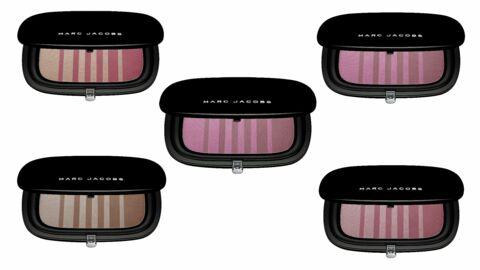 Devenez une pro du draping grâce au fard à joues Air Blush de Marc Jacobs Beauty