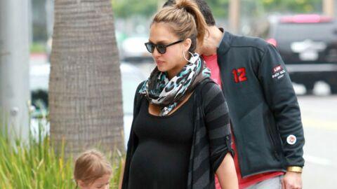 Jessica Alba: prête à acueillir son deuxième enfant