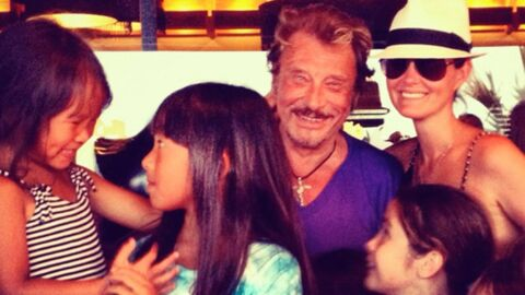 PHOTOS Laeticia et Johnny Hallyday : la belle vie à Saint-Barth