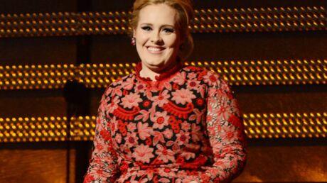 Adele va faire ses premiers pas au cinéma avec Colin Firth et David Beckham