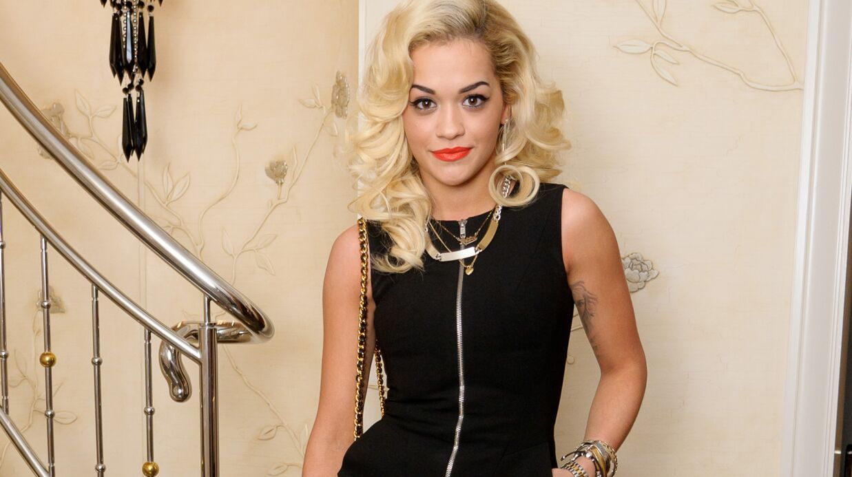 Rita Ora: le sale coup de son ex Calvin Harris la prive de Teen Choice Awards