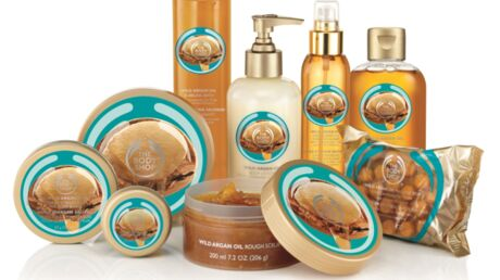 The Body Shop explore les vertus de l'argan