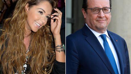 Nabilla: sa déclaration d'amour à… François Hollande