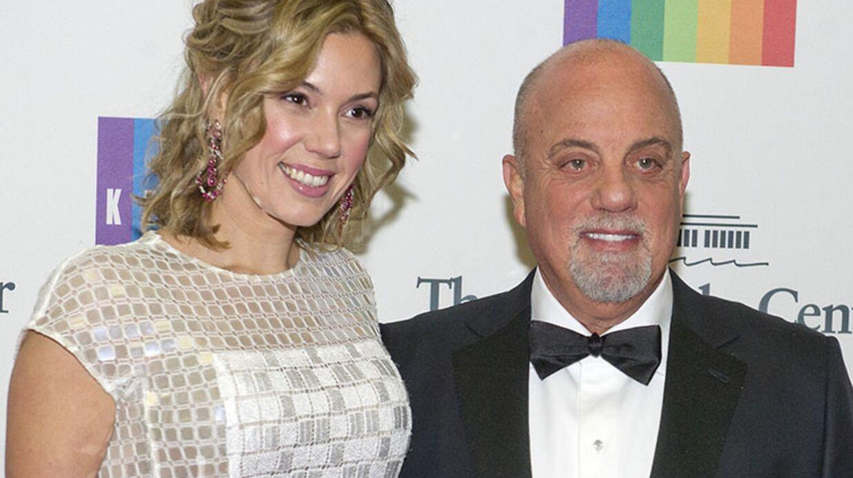 A 66 ans, Billy Joel devient père pour la deuxième fois
