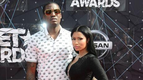 Nicki Minaj se sépare de son petit ami, le rappeur, Meek Mill