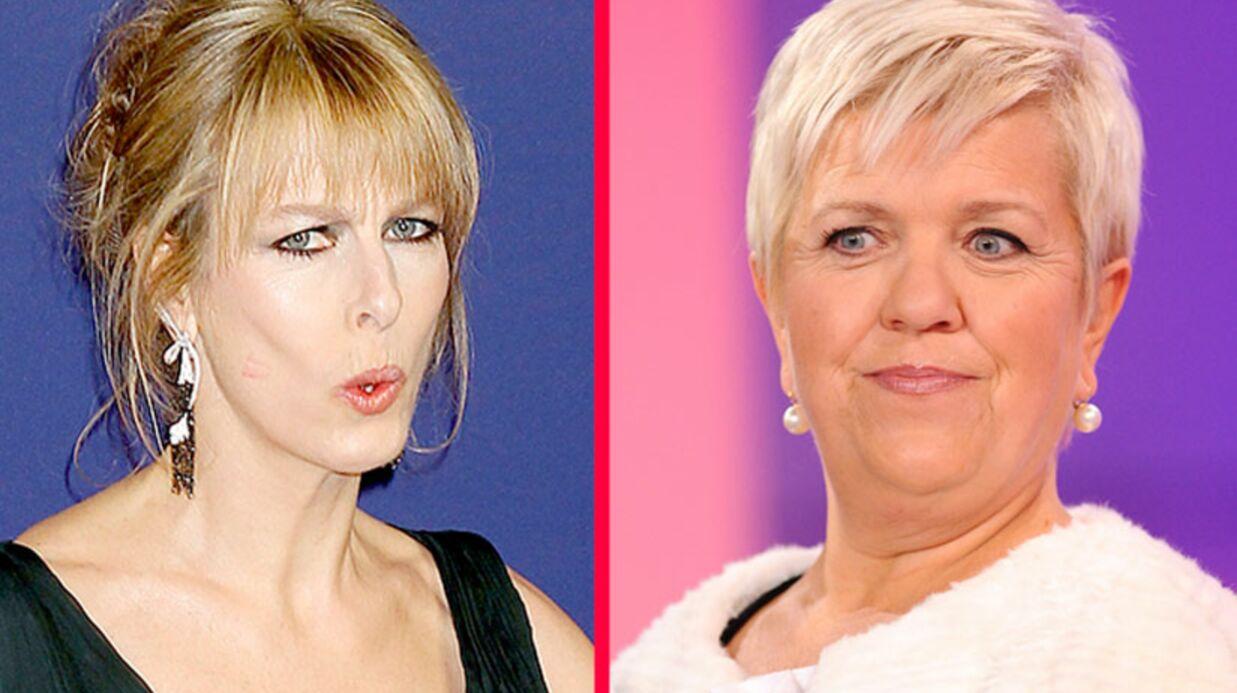 Karin Viard: «Je ne ferais pas Joséphine, ange gardien»