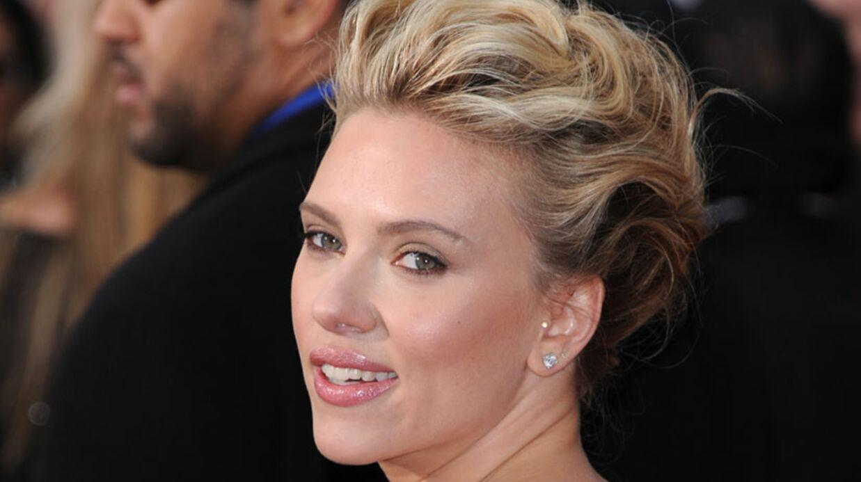 Scarlett Johansson souffre toujours de son divorce