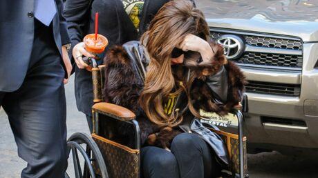 Lady Gaga: repos forcé jusqu'en septembre