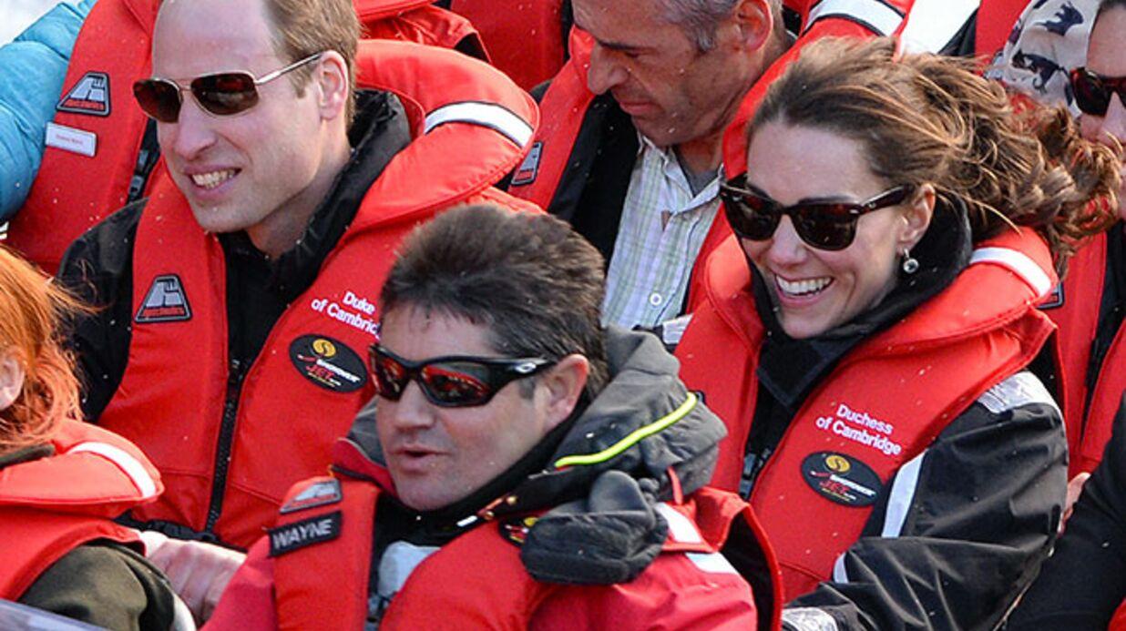 PHOTOS Une journée très fun pour le Prince William et Kate Middleton