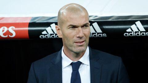 VIDEO Zinédine Zidane craque son pantalon en plein match du Real Madrid