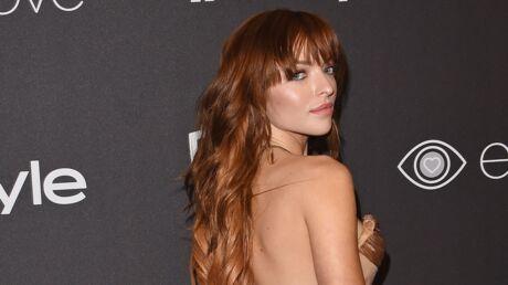 PHOTO Francesca Eastwood: soutien-gorge transparent et culotte en dentelle, la fille de Clint est ultra sexy