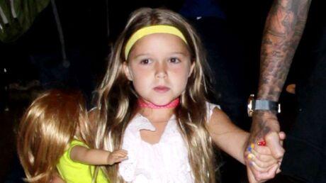harper-beckham-5-ans-devient-une-marque-deposee