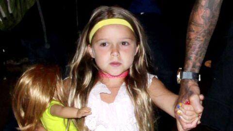Harper Beckham, 5 ans, devient une marque déposée