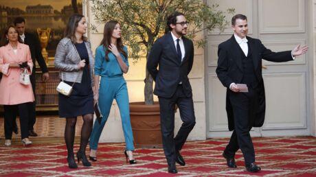PHOTO Thomas Hollande à l'Élysée avec sa chérie Émilie Broussouloux, sa sœur et sa mère Ségolène Royal