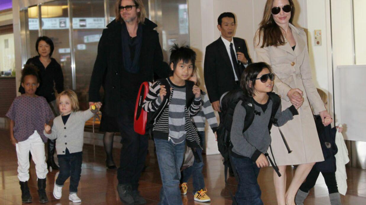 Angelina Jolie s'imagine avoir un autre enfant