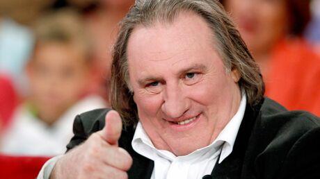 Gérard Depardieu vend sa demeure à Paris pour 50 millions d'euros