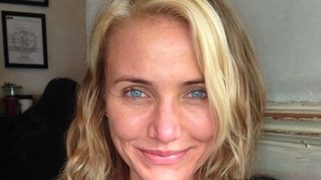 PHOTO Cameron Diaz s'expose sans maquillage