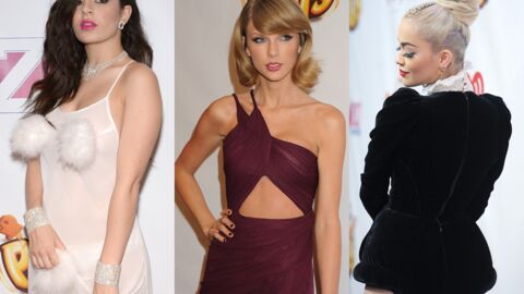DIAPO Rita Ora et Charli XCX: des tenues très osées pour le Jingle Ball
