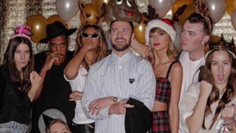 PHOTOS Taylor Swift très bien entourée pour son anniversaire