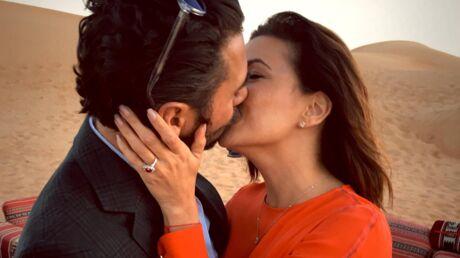 Eva Longoria annonce ses fiançailles sur les réseaux sociaux