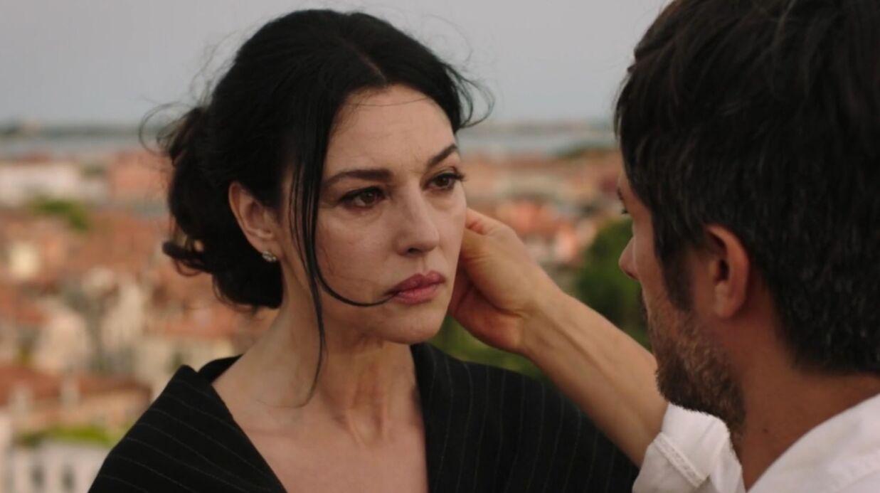 Monica Bellucci seins nus pour une scène très hot avec Gael Garcia Bernal