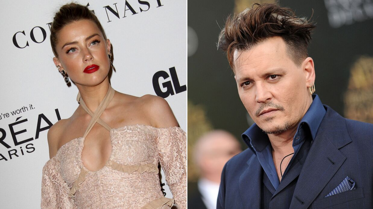 Amber Heard: sa lettre ouverte qui risque de fâcher Johnny Depp