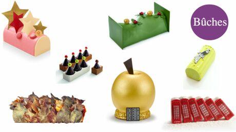 Spécial fêtes: notre sélection de bûches pour Noël