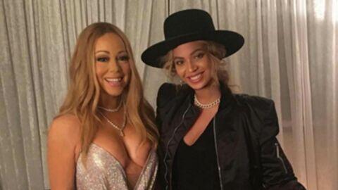 PHOTO Mariah Carey et Beyoncé posent avec leurs enfants, c'est trop mignon