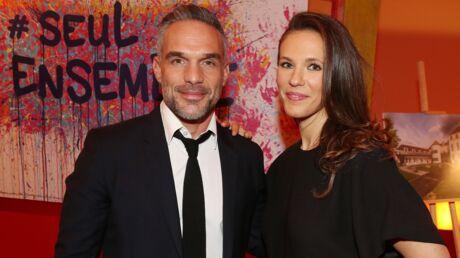 PHOTOS Lorie: ses retrouvailles complices avec son ex Philippe Bas pour une soirée caritative